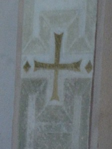 Euran kirkko - Maltanristi
