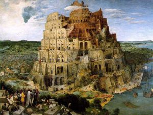 Brueghel-tower-of-babel